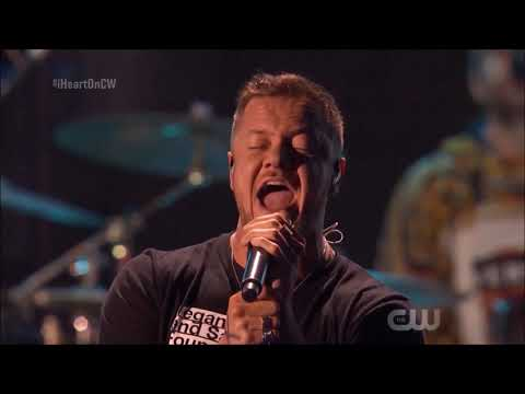 "Imagine Dragons Sing ""Natural"" Live In Concert Las Vegas 2018 Iheart Radio HD 1080p"
