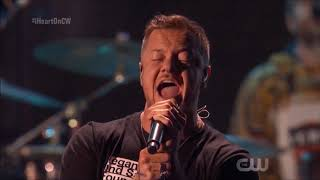 Download Imagine Dragons Sing quotNaturalquot Live in Concert Las Vegas 2018 Iheart Radio HD 1080p