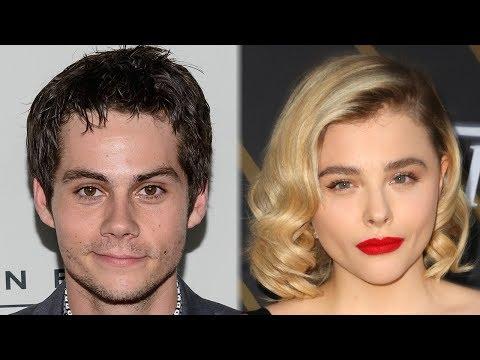 Dylan O'Brien DATING Long-Time Crush Chloe Grace Moretz?