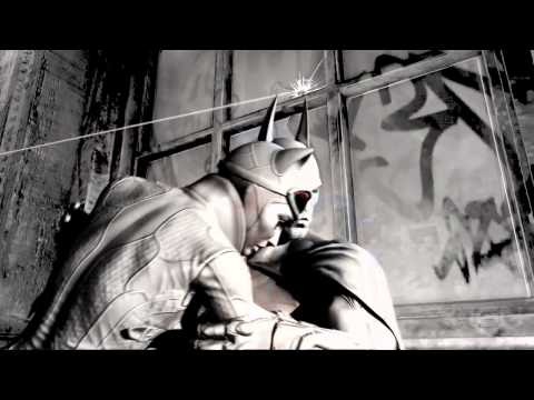 Batman: Arkham City 'This Ain't No Place for a Hero Trailer' TRUE-HD QUALITY