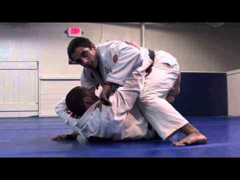 BARRA BJJ - Butterfly Guard Pass with Philipe Image 1
