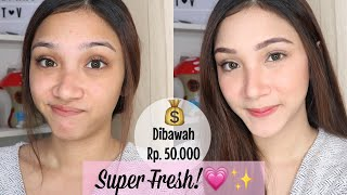 MAKEUP KAMPUS SIMPLE | PIXY ONE BRAND TUTORIAL - INNOCENT LOOK