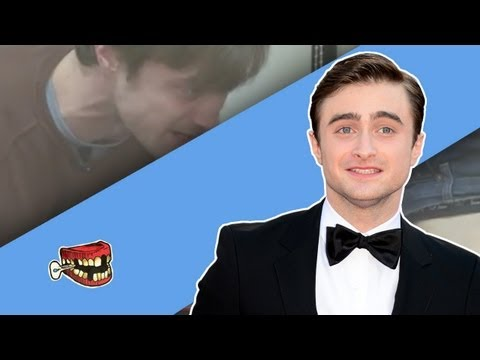 How To Be: Daniel Radcliffe // Bad Teeth
