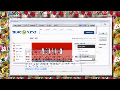 Swagbucks Bot:Hack 2011 no surveys