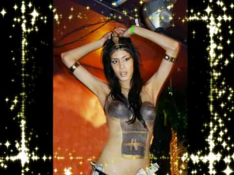 Allanah Starr's Egyptian Party video