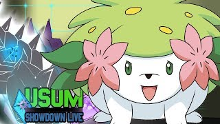 Pokemon Showdown Live Ultra Sun and Moon #82 [Ou] - Shaymin You