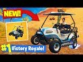 *NEW* Season 5 VEHICLE GAMEPLAY (ATC) In Fortnite Battle Royale! thumbnail