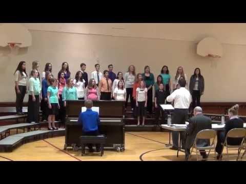 My daughters 7th grade choir festival 022515 - HD