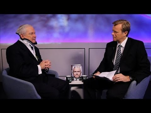 Fmr. Defense Secretary Robert Gates on Snowden, Obama, Syria