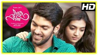 Download Raja Rani Tamil Movie | Arya and Nazriya Back to Back Scenes | Nayanthara | Jai | Santhanam | Atlee 3Gp Mp4