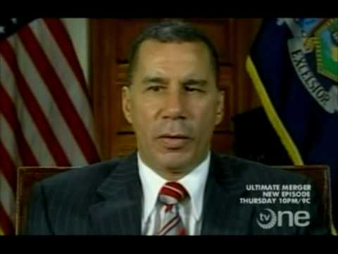 NY Gov. David Patterson Talks Black Power