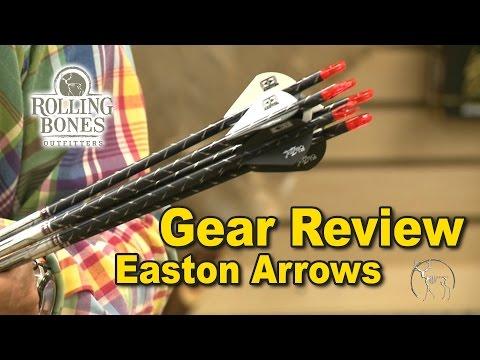 Easton Arrows Gear Review