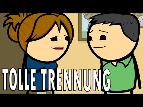 DIE SCHEIDUNG - Cyanide & Happiness - Divorce (German/Deutsch) Davis Schulz
