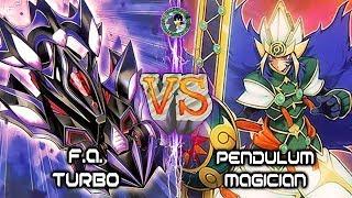 Duelo de Exhibicion: F.A. vs Pendulum Magician [Octubre 2018]