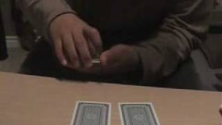 Card trick revealed: the confusion