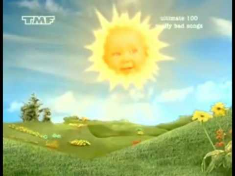 Teletubbies say 'Eh Oh'