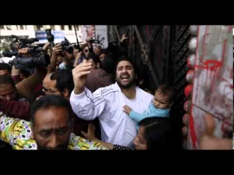 Egyptian Blogger Alaa Abdul Fattah Arrested For Supporting Protests