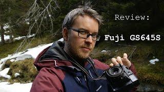 Review - Fuji GS645S medium format camera!