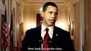 President Obama on Death of Osama bin Laden (SPOOF) - Now on iTunes! (Momentous Day)