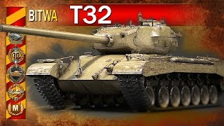 T32 i 8000 dmg! - BITWA - World of Tanks