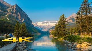 Banff National Park Alberta Canada【4K】