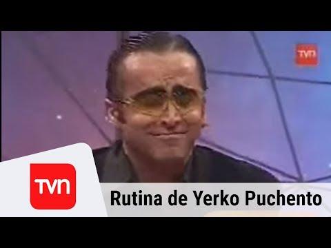 Rutina de Yerko Puchento