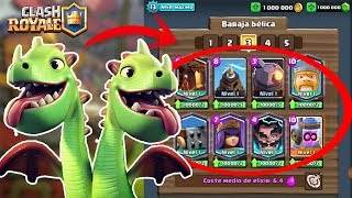 ¡¡¡SERVIDOR PRIVADO de CLASH ROYALE -  CARTAS NUNCA VISTAS!!!