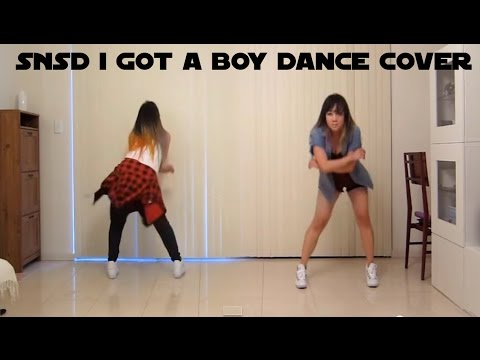 Snsd Girl's Generation - I Got A Boy Dance Cover [kaotsun] video