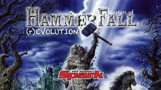 "Hammerfall - trailer I - chapters of ""(r)Evolution"""