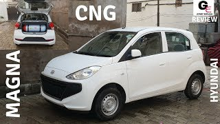 Hyundai Santro Magna CNG | detailed review | features | specs | price !!!
