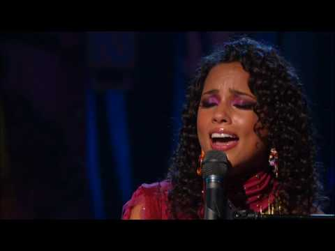 Alicia Keys - If Ain't got you - Acústico[HD] Music Videos