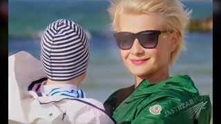 Małgorzata Kożuchowska zdradza, ze jej roczny syn rozpoznaje ją w telewizji