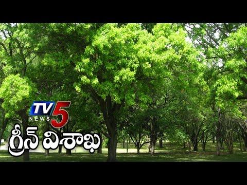 "TV5 "" Green Visakha "" Campaign in Seethammadhara : TV5 News"