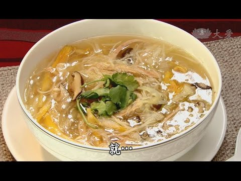 現代心素派-20140715 名人廚房 - 黃婉玲 - 炒十錦、紅燒素翅