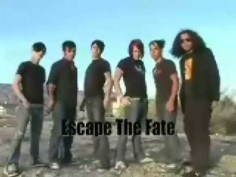 Escape The Fate - I Can Swing A Mic