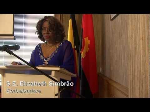 17.09.2012 - Embaixada de Angola na Bélgica homenageia Agostinho Neto