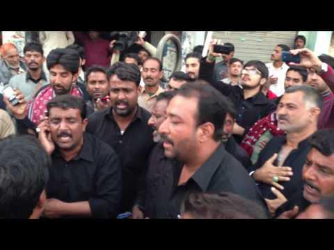 mata wal na milan dewan by chakwal party