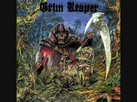 Grim Reaper - When Heaven Comes Down