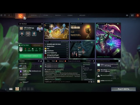 Dota 2 Live Streaming Solo MMR Ancient Bracket