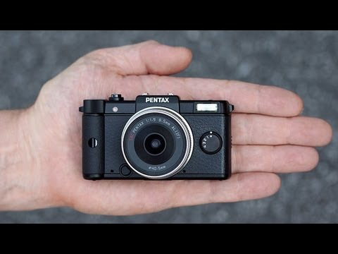 Belated Pentax Q Review: Saving Savvy With Dr. Mike