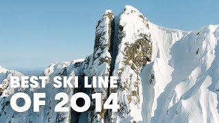 Best Ski Line of 2014 - Cody Townsend