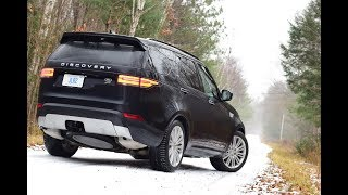 2018 Land Rover Discovery Diesel Test Drive Review