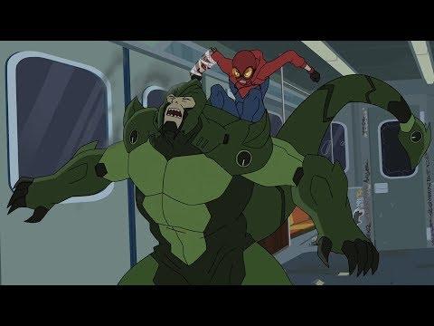 Человек-Паук - Первый Взгляд(Новый мультсериал 2017)