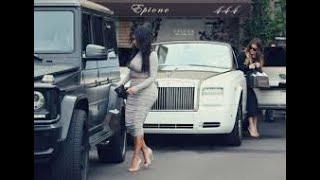 Kim Kardashian Car Collection Reloaded 2019!!
