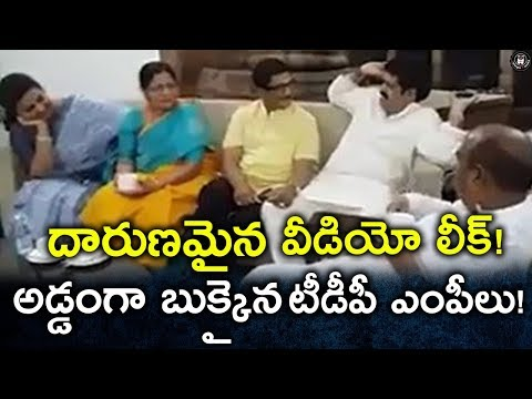 Do You Know What TDP MP's Did? | AP Latest Political Updates | Latest News | Telugu Panda
