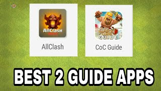 2018 TOP 2 clash of clans guide app