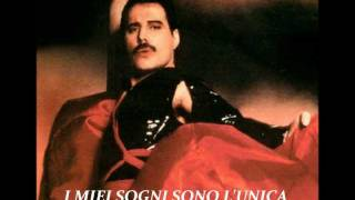 QUEEN - MOTHER LOVE (SOTTOTITOLI  in ITALIANO) HD