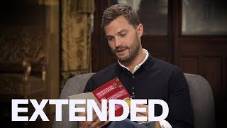 Download Lagu Jamie Dornan Shares Fatherhood Fears In 'Fifty Shades Freed' | EXTENDED Gratis STAFABAND