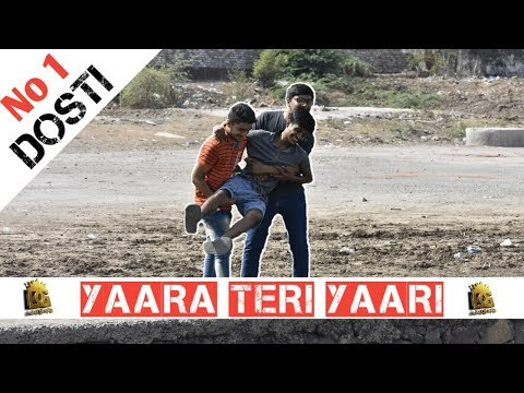 YAARO KI YAARI | DOSTI | REAL FRIENDSHIP | DESIGRAVITY