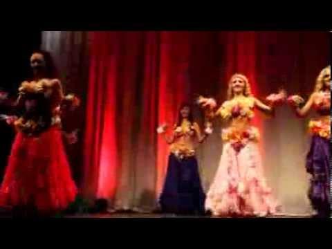 Yana&Ensemble Show in Germany 2013